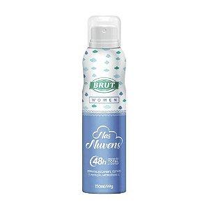 Desodorante Brut Aerosol Women Nas Nunvens150ml/90g