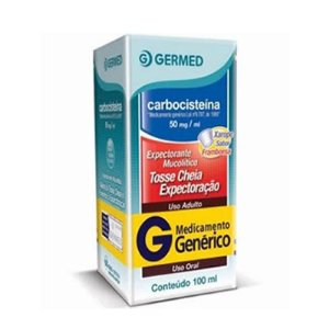 CARBOCISTEINA XPE ADT 100ML Germed