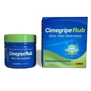 Cimegripe Rub Ungento 30g - Cimed