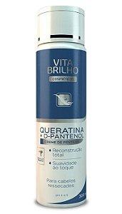 Creme de Pentear Vita Brilho Queratina+D-Pantenol 300ml