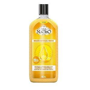 Shampoo Tio Nacho Especial Verão Geleia Real+Aloe Vera415 ml