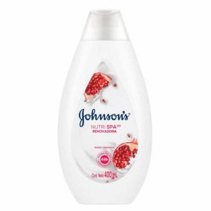 Loção Hidratante Johnson Nutri SPA Romã 400ml