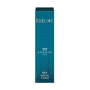 Perfume Amakha Paris 15ml Men Sublime
