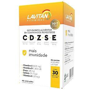 Lavitan CDZSE mais umunidade 30cpr Cimed