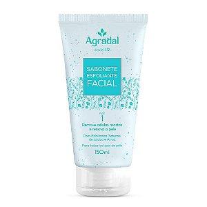 Sabonete Esfoliante Facial 150mL Agradal