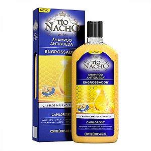 Shampoo Tio Nacho Antiqueda Engrossador 415 ml