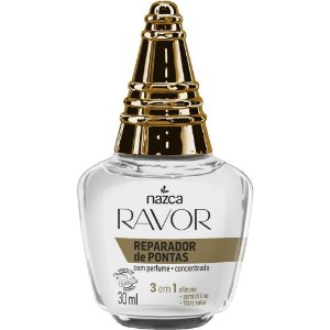 Reparador de Pontas Ravor 3 em 1 com Perfume 30ml