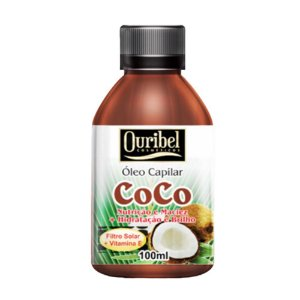 Ouribel Óleo Capilar Coco 100mL