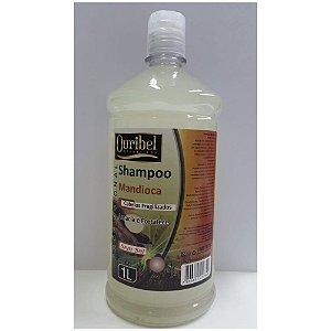 Ouribel Shampoo 1 Litro Mandioca