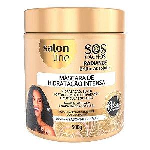 Máscara Salon Line SOS Cachos Radiance 500g