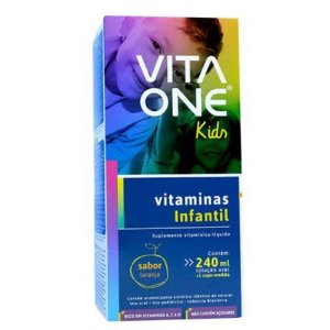 VITAONE KIDS SOL ORAL 240ML