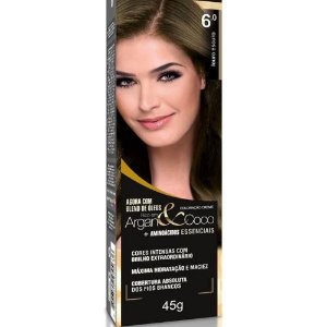 Tintura Beauty Color Bisnaga Nova 6.0 Louro Escuro