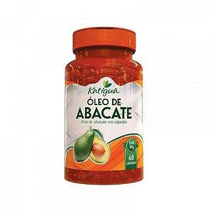 Óleo de Abacate 1000mg 60 cápsulas Katiguá