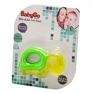 Baby Go Mordedor com Água Tartaruga Ref.: 3397