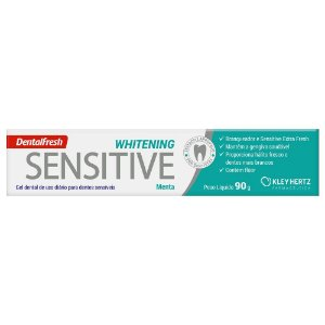 Dentalfresh Sensitive Whitening 90g
