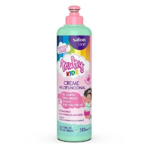 Salon Line Creme Multifuncional Multy Kids 300mL