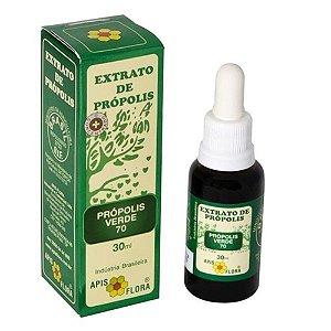 Extrato de Propolis Verde 70% Apis Flora 30ml