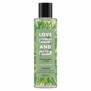 Shampoo Love Beauty And Planet Energizing Detox  300ml