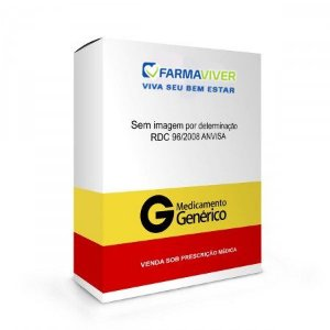 LOSARTANA 50MG 30CPR (eurofarma)