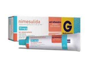 NIMESULIDA GEL 40G MULTILAB