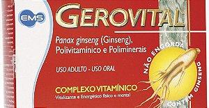 GEROVITAL 60CPS