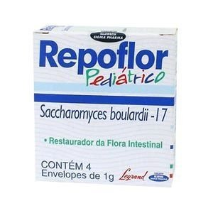 Saccharomyces  200MG 4 ENV - REPOFLOR
