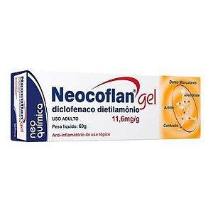 Diclofenaco DIETILAMONIO - NEOCOFLAN GEL 60GR