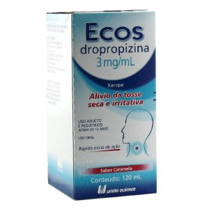 Dropropizina - ECOS XPE 120ml