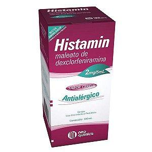 DEXCLORFENIRAMINA XPE 100ML - HISTAMIN