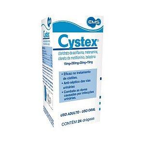 CYSTEX 24cpr EMS