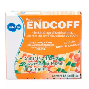 ENDCOFF MEL+LIMAO 12PAST
