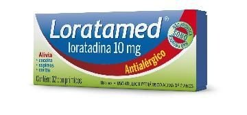 LORATADINA 12CPR 10MG - LORATAMED