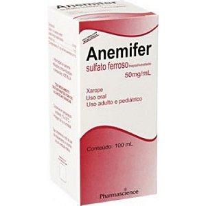 ANEMIFER GTS 30ML