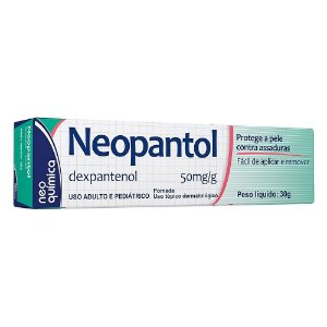 NEOPANTOL 50MG 30Gr - Dexpantenol
