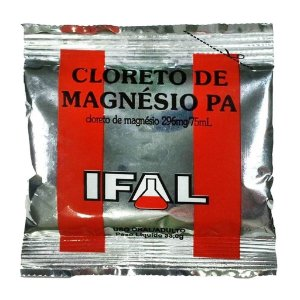 Cloreto de Magnesio Ifal  UNID 33,0g