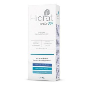 HIDRAT 3% UREIA 150ML - CIMED