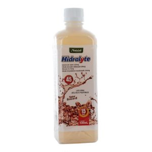HIDRALYTE 45 GUARANA 500ML