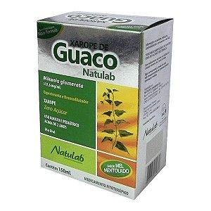 GUACO XPE NATULAB 150ML MEL/MENTOLADO