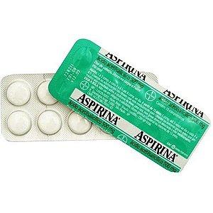 Ácido Acetilsalisílico - ASPIRINA AD 500MG 10CPR