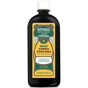 BIOTONICO FONTOURA 400ML