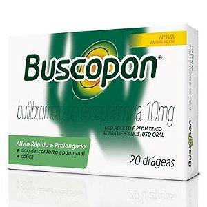 BUSCOPAN 20DRG BOEHRINGER