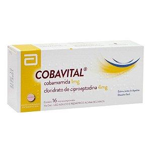 Cobamamida+Ciproeptamida -COBAVITAL 16CPR