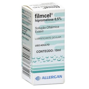 Hipromelose - FILMCEL 0,5 % COL 10ML