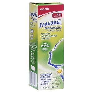 FLOGORAL SPRAY 30ML MENTA