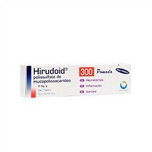 HIRUDOID 300MG PMD 40G