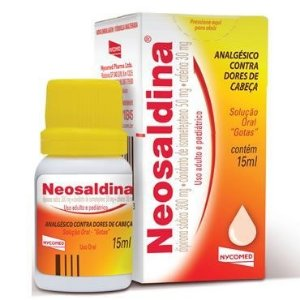 NEOSALDINA 15ML