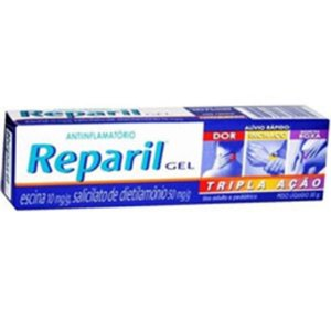 REPARIL GEL 30GR
