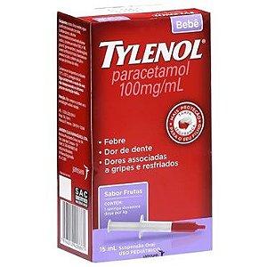Paracetamol - TYLENOL BEBE 15ML