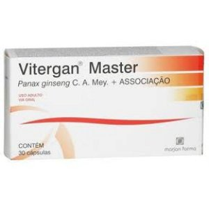 VITERGAN MASTER 30CPS