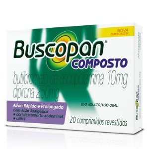 BUSCOPAN Composto 20CPR